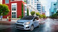 Ford C-Max Hybrid ekonomiczniejszy i ta�szy ni� Toyota Prius V