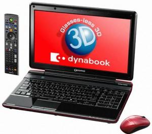 Toshiba Qosmio T851/D8CR pierwszym laptopem z 3D bez okular�w!