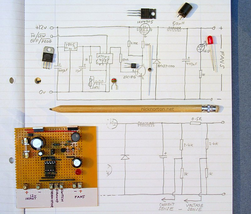 ATmega328 SMPS - Step down buck regulowany - dobór parametrów.