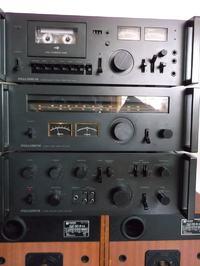 [Sprzedam] zestaw stereo Palladium 7000 z kolumnami Unitra zgc 50