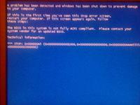 problem z komputerem po burzy - blue screen, piszczenie przy wy��czonym kompie