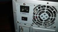 Po zmianie RAM GA-8TRC410MF  piszczy.