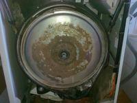 Bosch WOB 1200 - Jak zdemontowa� b�ben i wymienic �ozysko?