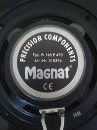 Magnat Art 145 080 - Poszukuję głośnika niskotonowego