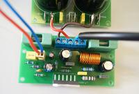 Wzmacniacz LM3886 - dziwne brzmienie