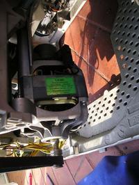 Elektrolux EW 876f silnik nie jest w pe�ni sprawny