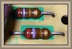 Pralka Gorenje WA132P - Wartość dławików