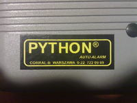 PYTHON Corral-B Autoalarm.