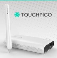 TouchPico - przeno�ny projektor z systemem operacyjnym Android.