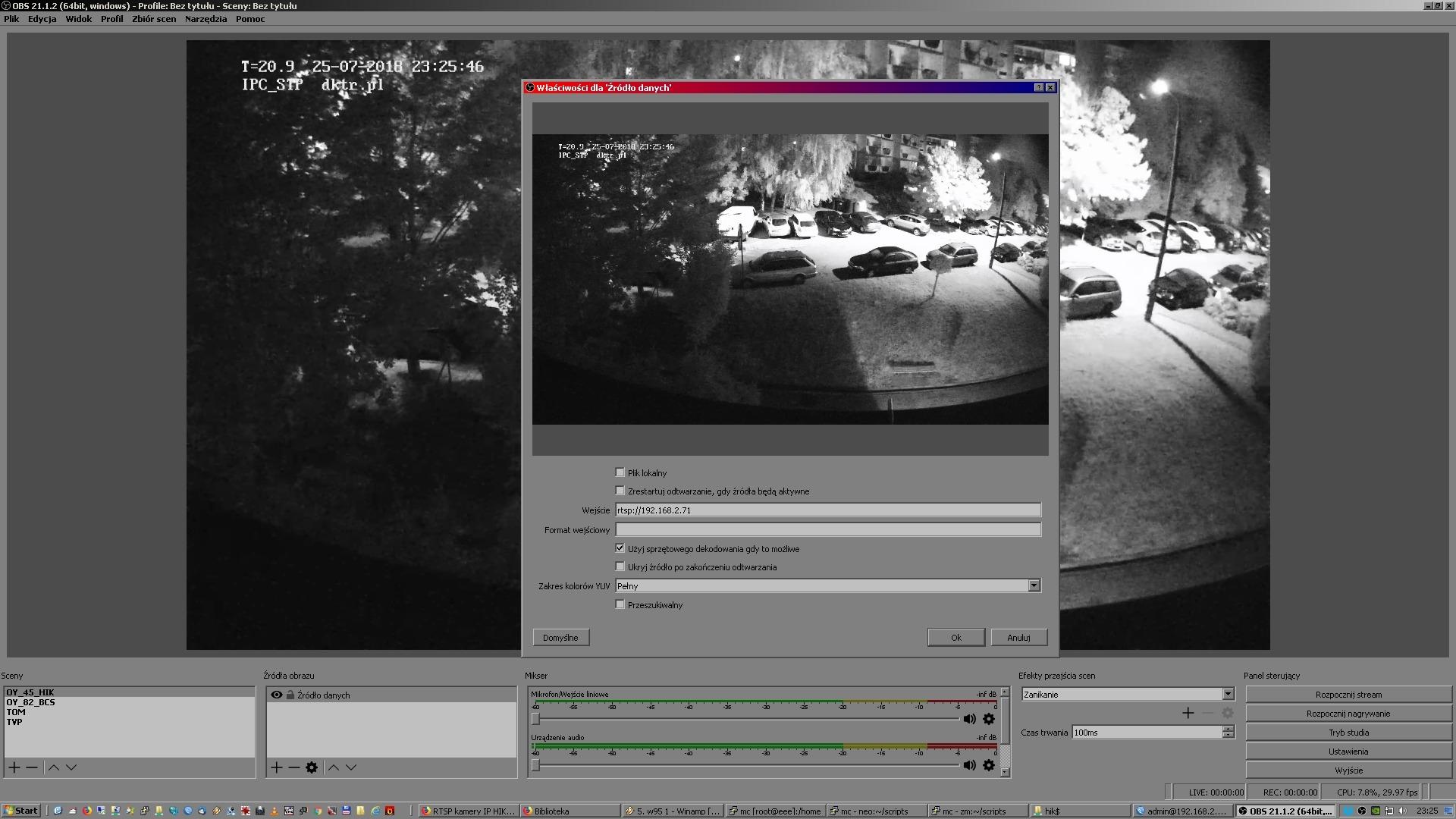 Rozwiązano] RTSP kamery IP HIK VISION  - elektroda pl