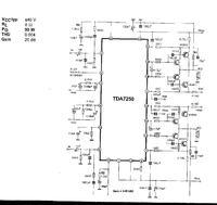 Jaka końcówka mocy do zasialania +/-42v o mocy 100W
