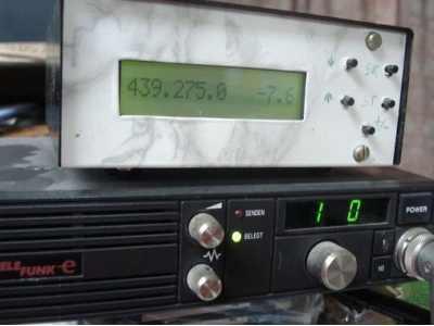 GRUNDIG FK-109 jak zaprogramować to CB-RADIO?
