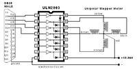 Silnik krokowy PM55L-048...