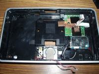 NAV-U Sony NV-U92T - nie działa GPS