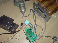Domowa mini-elektrodrążarka edm