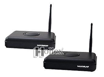 Sender 5,8 GHz do Cyfrowego Polsatu