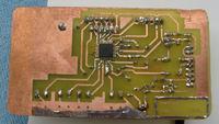 Urządzenie do diagnostyki Fiatów SPI-IAW16F - Atmega8