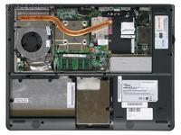 Fujitsu Siemens Amilo Pi 2530 - jak wymienić pamięć RAM?