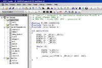 AVR Studio + Atmega8: programuje ale nie wykonuje