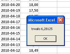 Excel - VBA - tablica. Dlaczego te kody nie działają?