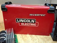 """Spawarka inwerter Lincoln Electric 150 S nie działa pulpit po """"naprawie&quo"""