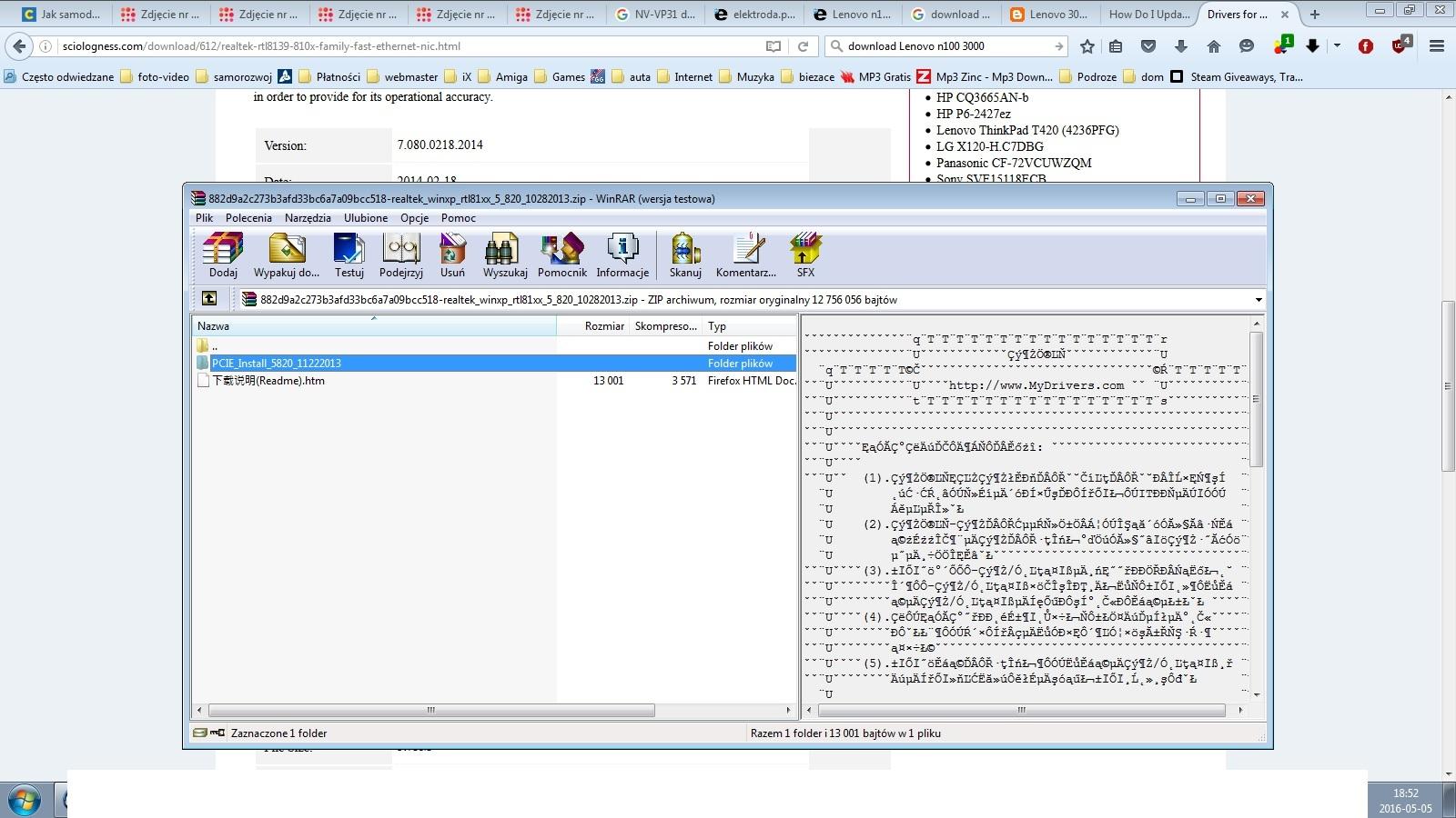 click lenovo 3000 c200 drivers for windows xp it's