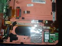 TOSHIBA Satellite P300D - Czarny ekran, pikanie 1-1-1-1