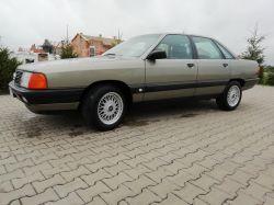 Audi 100 C3 2.3 - Czy warto brać?
