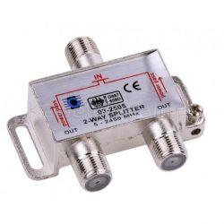 DVB-T i DVB-S2 - Instalacja z wykorzystaniem jednego przewodu antenowego