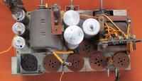 Philips 520A - podstawka lampowa