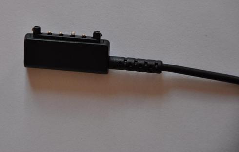 Sony S 111PL/S - Uszkodzony wtyk grzebieniowy zasilacza