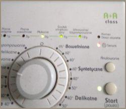 Pralka Polar PTL 800 - Po praniu serwis