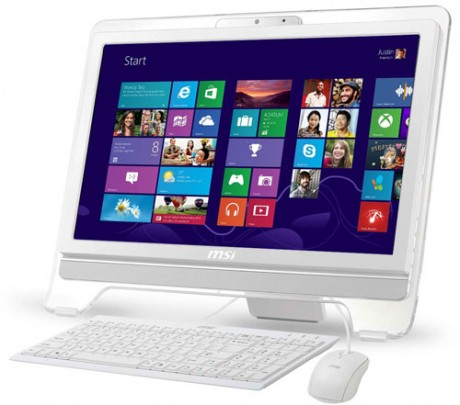 "MSI Wind Top AE2031 - 20"" All-in-one z procesorem Intel Celeron B830"
