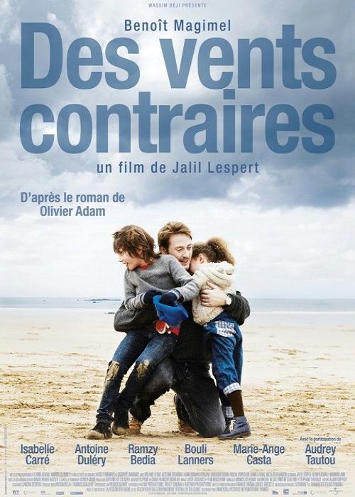 Droga pod wiatr / Des Vents Contraires (2011) PL.480p.BRRip.XViD.AC3-SLiSU / Lektor PL