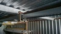 Brak miejsca pod sufitem na montaż napędu do bramy garażowej uchylnej
