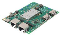 Komikan DVK - jednopłytkowy komputer z RTL819FS, OpenWRT i Wi-Fi 5