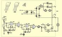 Czy wyłącznik zmierzchowy (AVT-2177) może sterować transformatorem elektroniczny