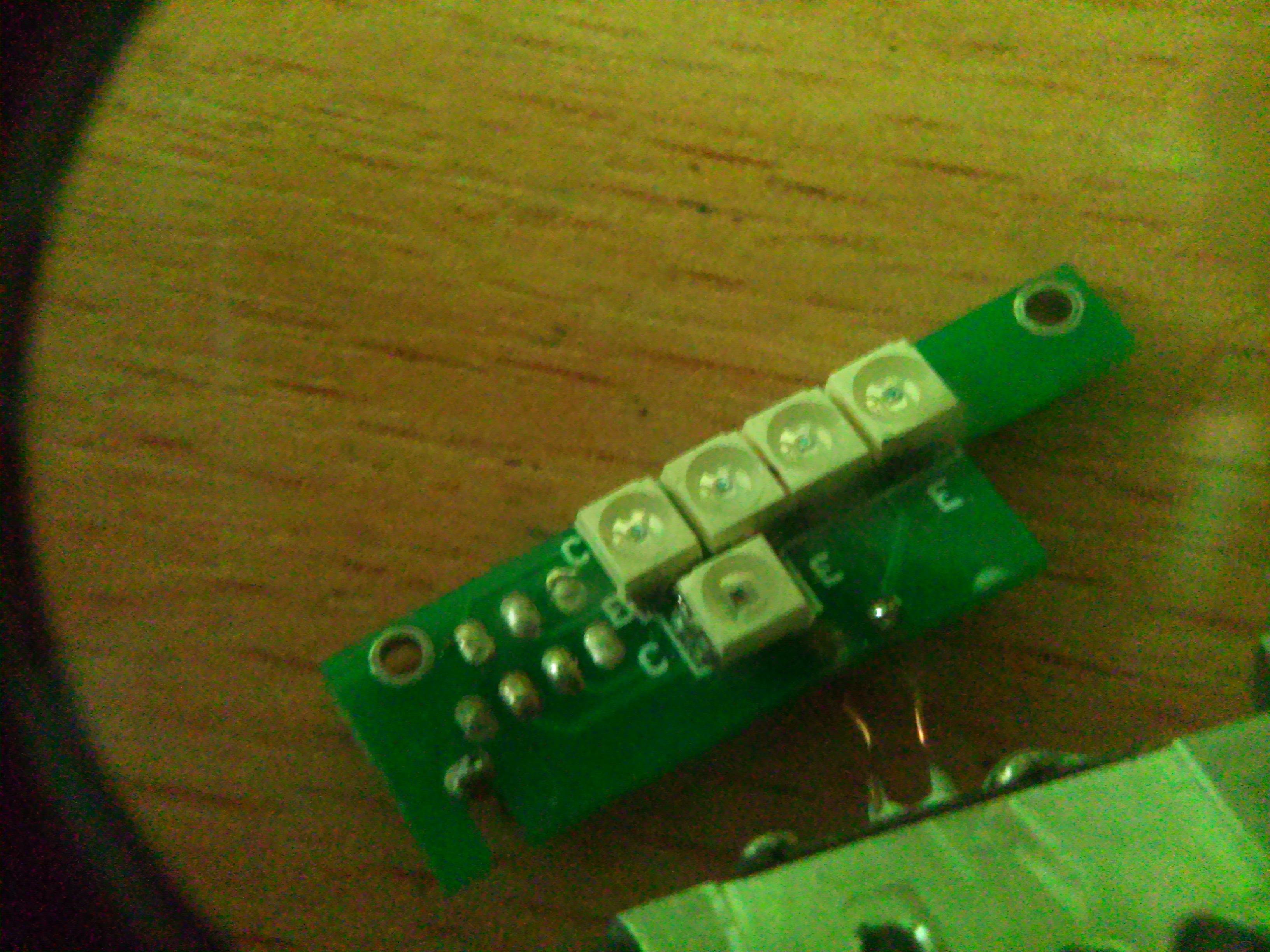 Prosz� o identyfikacj� fototranzystora/diody Smd