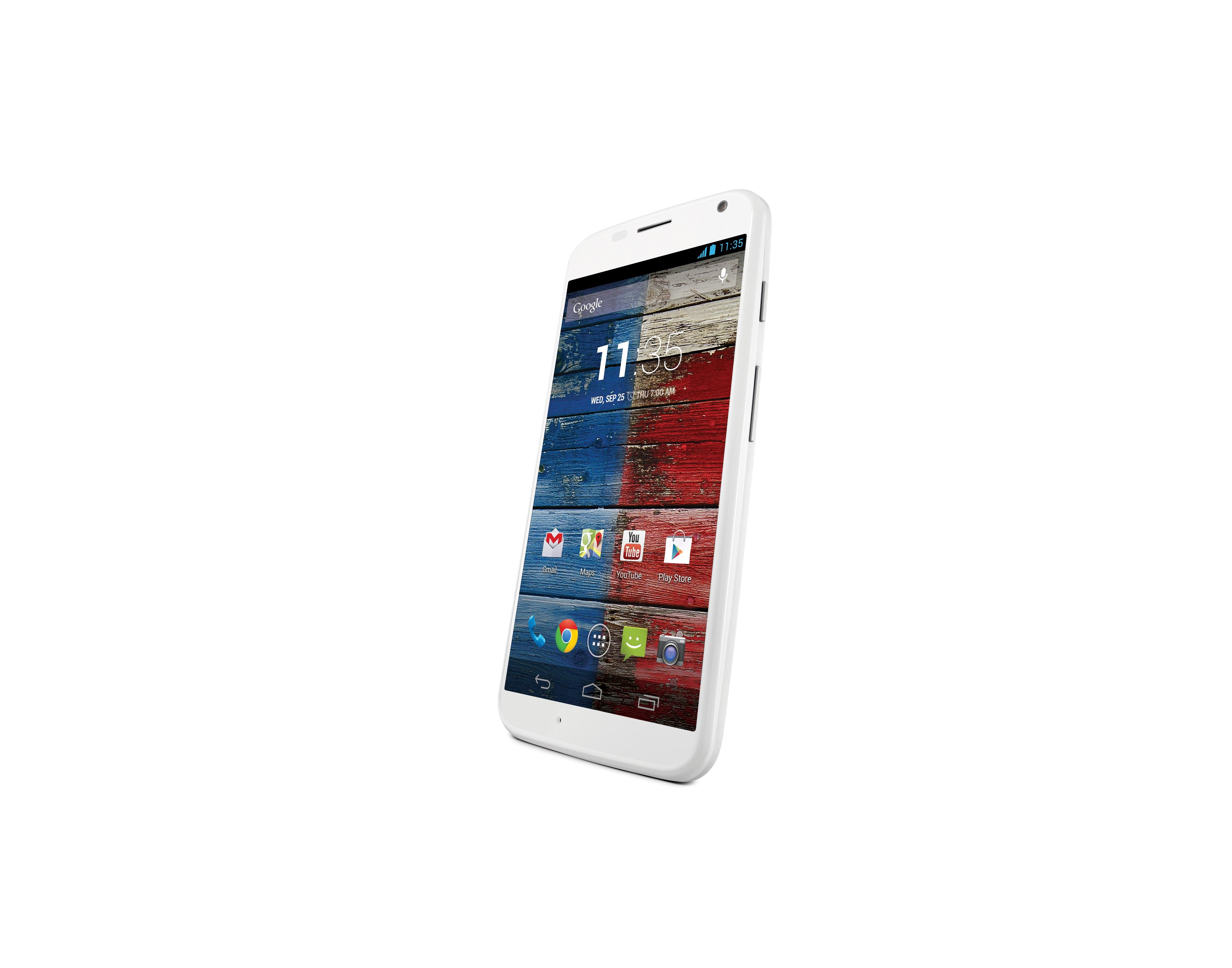 Motorola Moto X - pierwszy smartphone Google i Motorola