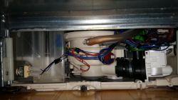 Zmywarka Electrolux ESL65070R - Pobiera zbyt mało wody w cyklu