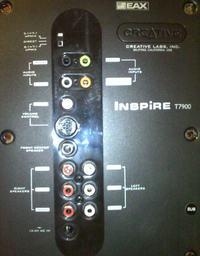 Creative T7900 - Końcowka mocy TDA7378 przednie 2 głośniki nie grają ? ? ?