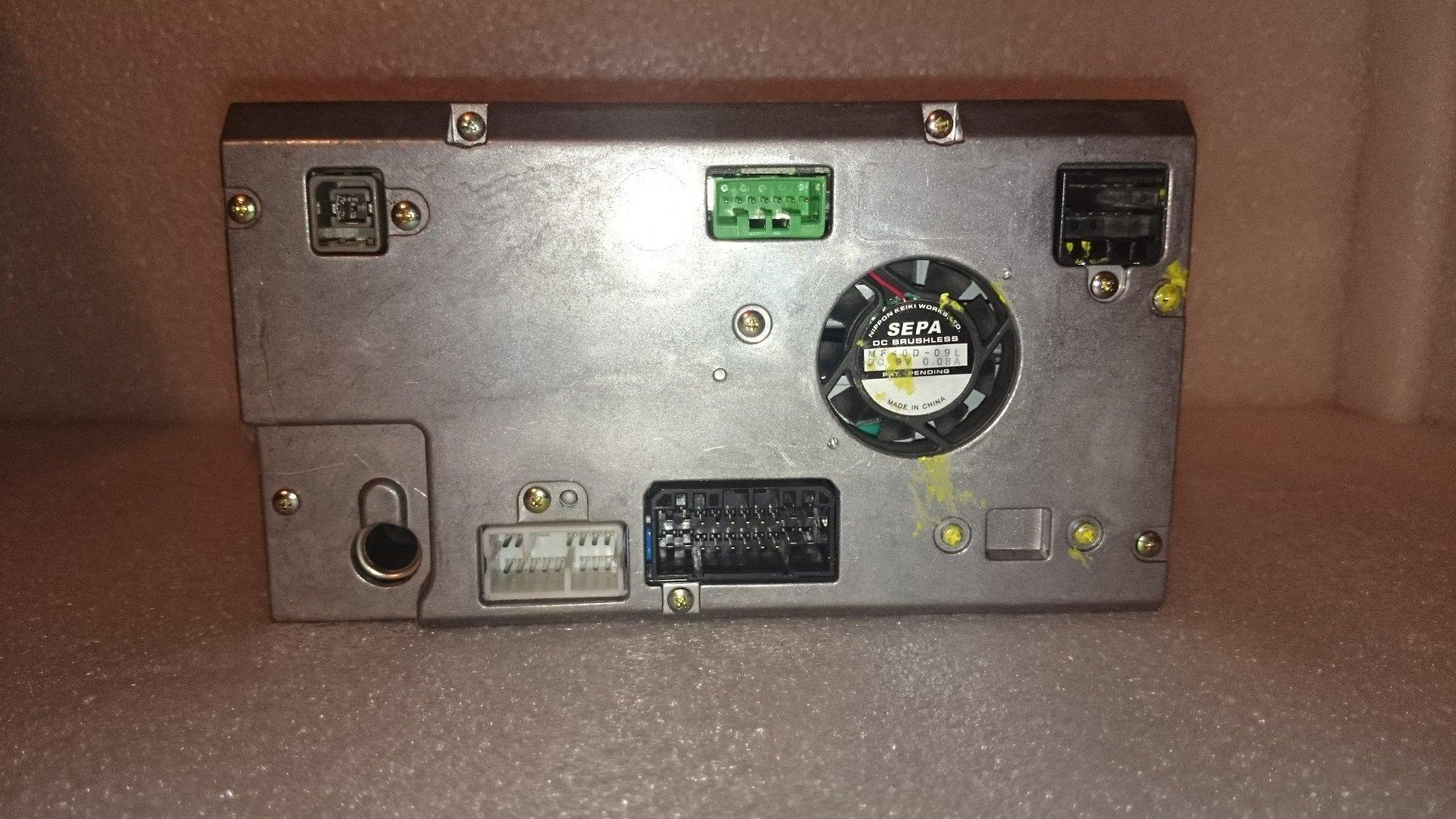 [Kupi�]Honda CRV II - Gdzie dostan� takie kostki do Radia / Nawigacji ?