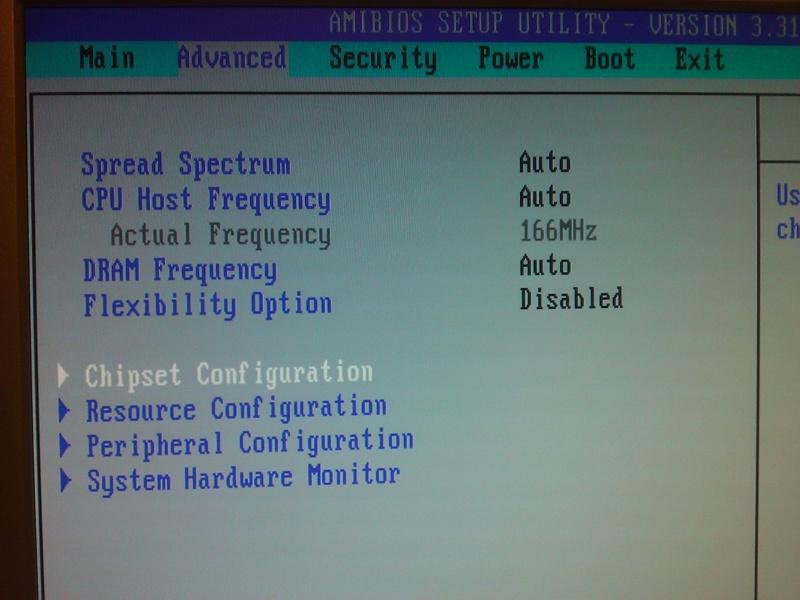 Athlon XP 2500+ - Podkr�canie
