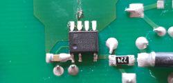 Geco G422-P04 - sterownik instalacji solarnej nie włącza się