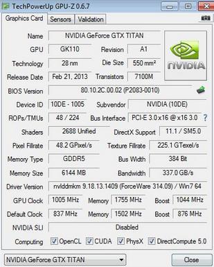 dob�r karty graficznej do max 550z�