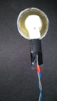 Prototypowy, prosty miernik napięcia mięśni DIY