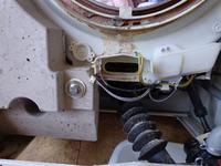 Whirlpool AWO/D 43135 wymiana grzałki błąd F 12