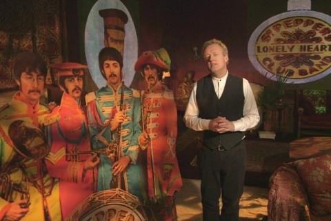 """The Beatles Polska: Howard Goodall pomoże zrozumieć """"Muzyczną Rewolucję Sierżanta Pieprza"""""""