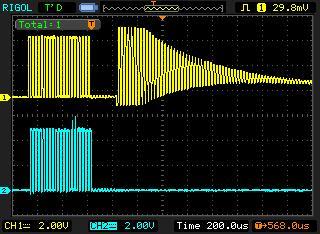 komparator analogowy w AVR i czujnik ultradźwięków