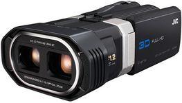 JVC zaprezentowa�o kamer� 3D Full HD